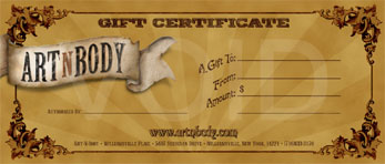 hy birthday gift certificates for you tattoo